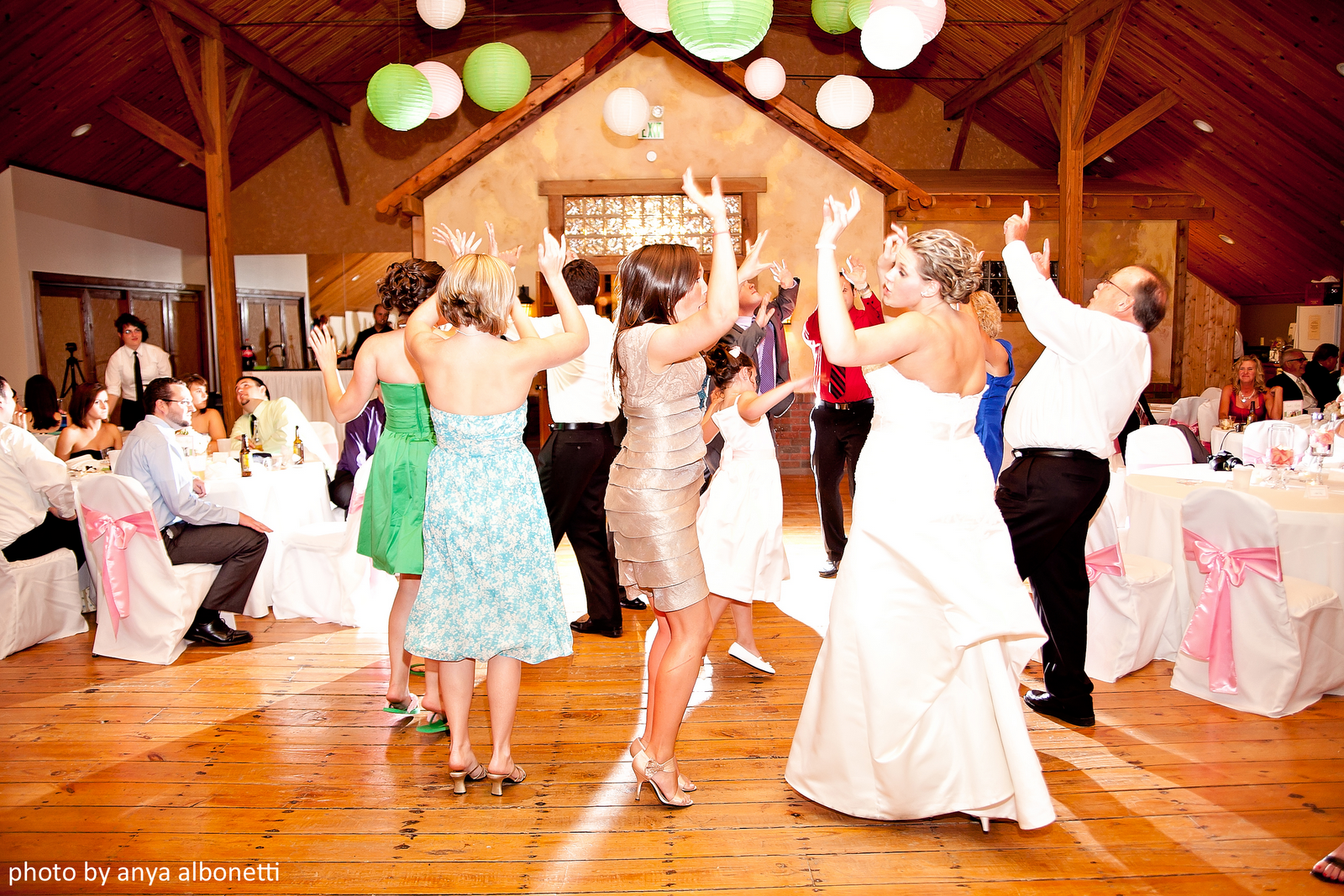 Build Your Wedding Reception Entertainment