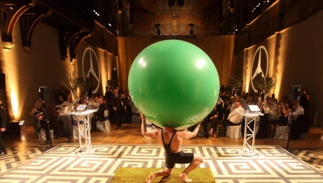 The Balloon Man
