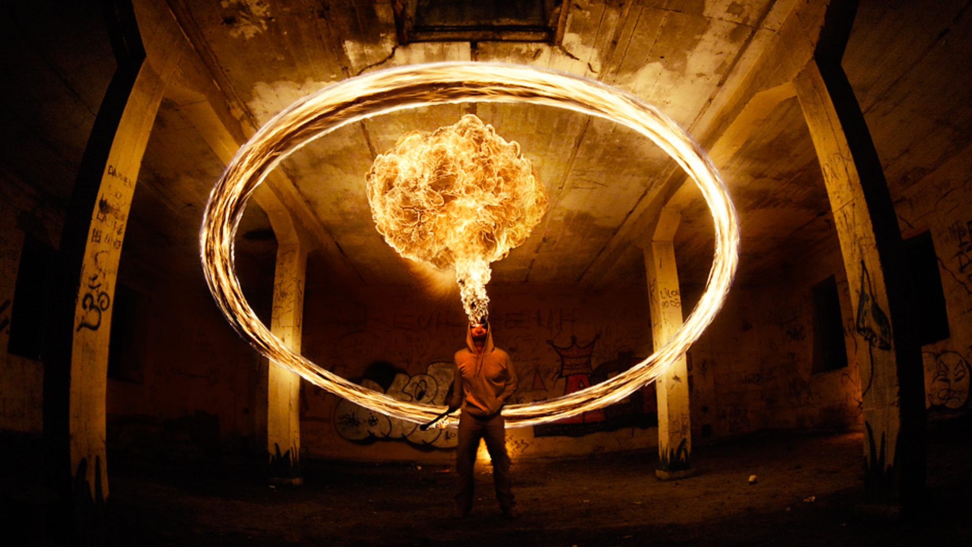 My Life as a World Famous Fire Juggler