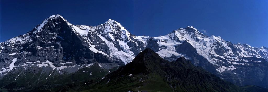 Männlichen the alps bandeoke