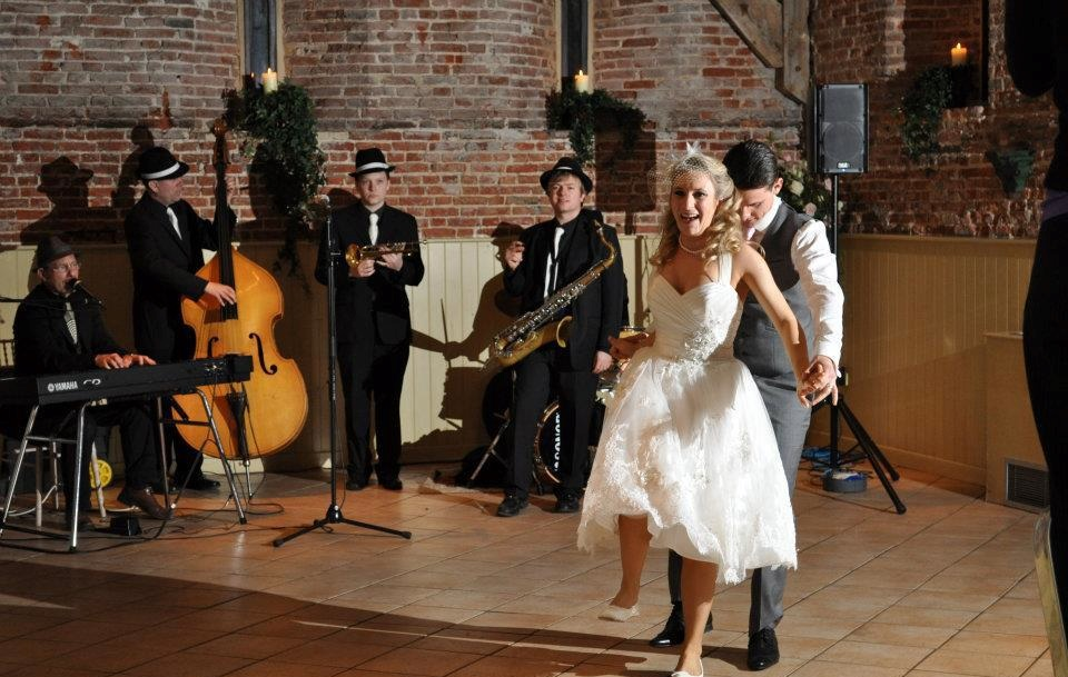 Street Swing - Wedding