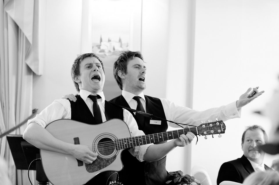 A Day in the Life of… The Singing Waiters Live