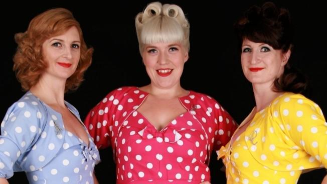The Dotty Dolls