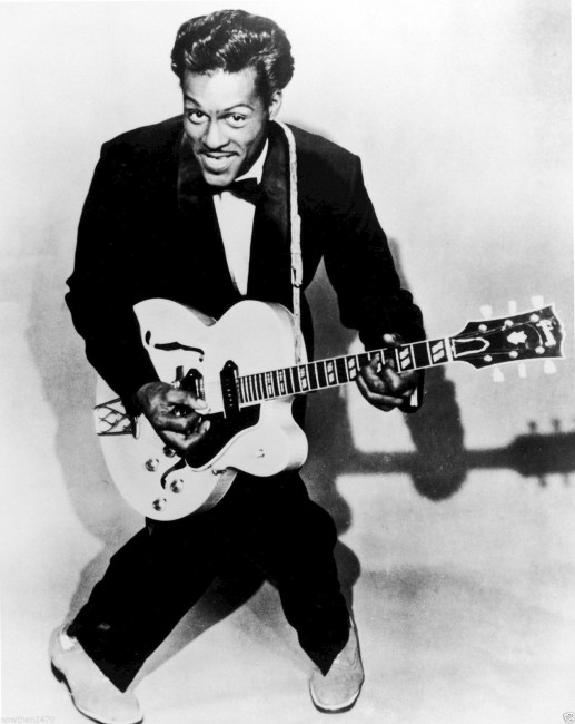 For the Love of Rock 'n' Roll! chuck berry