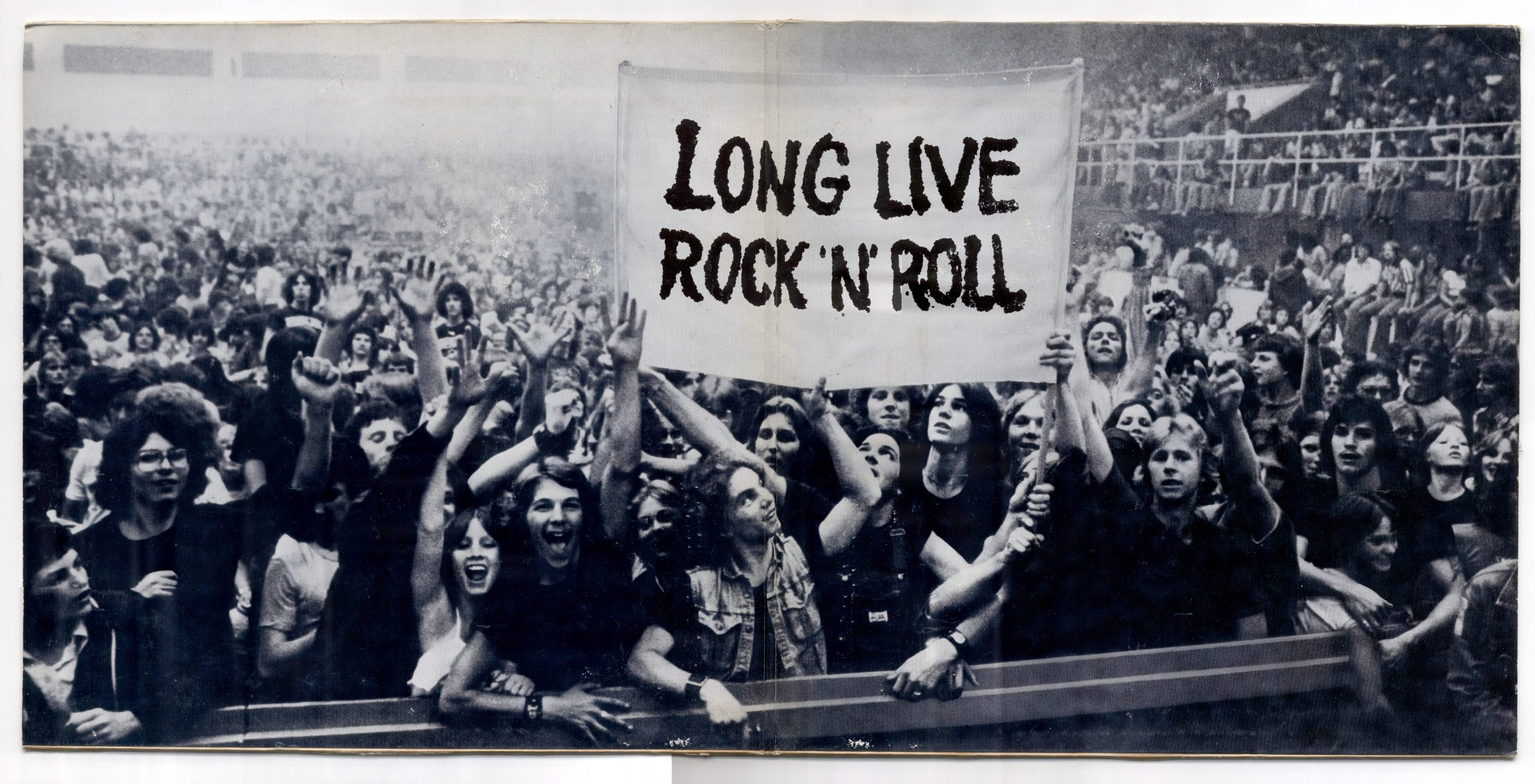 For the Love of Rock 'n' Roll!