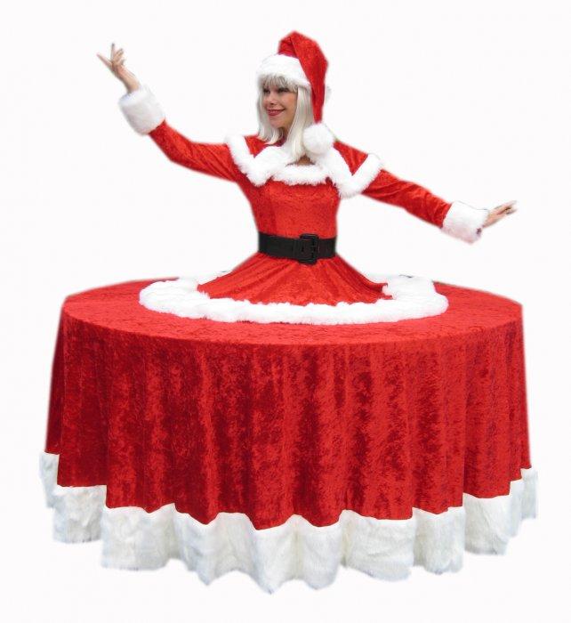 Christmas Living Table