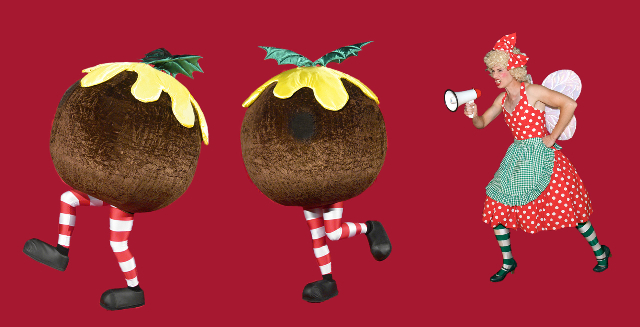 Walkabout Christmas Puddings