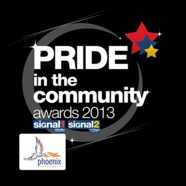 Signal Radio Pride in the Community Awards