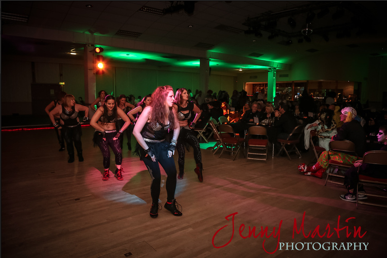 Rock and Metal Dancers