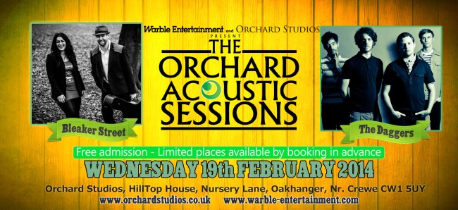 The Orchard Acoustic Sessions