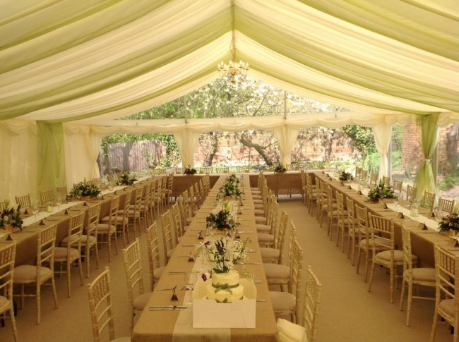 Should You Hire a Marquee for a Wedding?