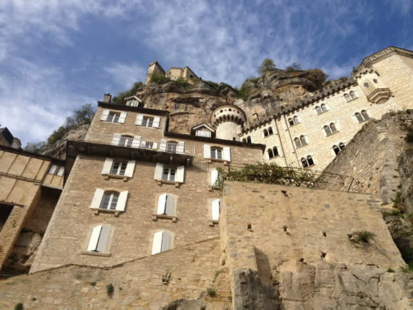 Stop Off at Rocamadour