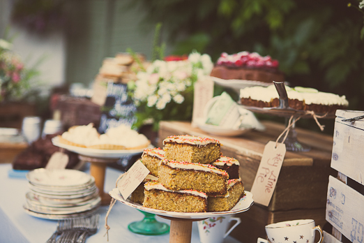 Boho Afternoon Tea