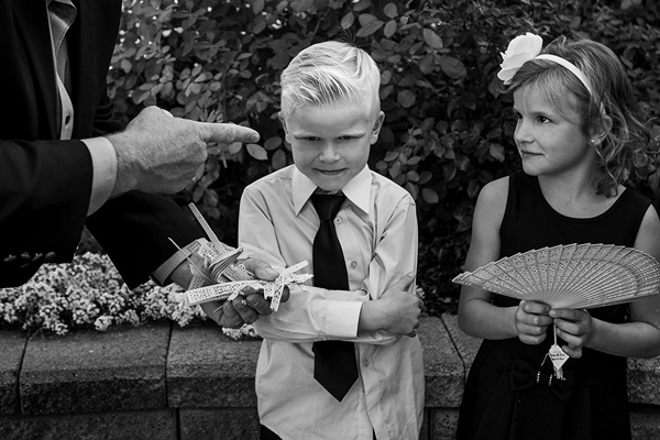 Keeping Children Entertained at Weddings