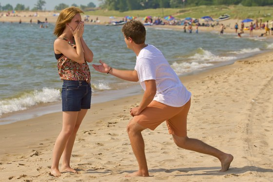 Holiday Beach Proposals