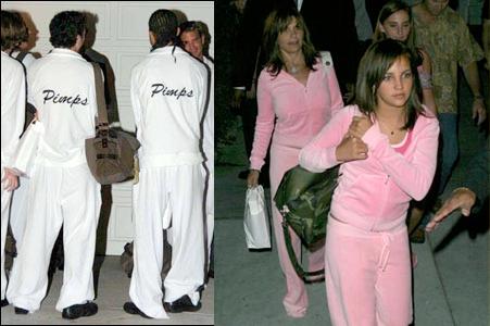 Britneys Wedding Tracksuit