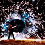 Fire Performers for Bonfire Night