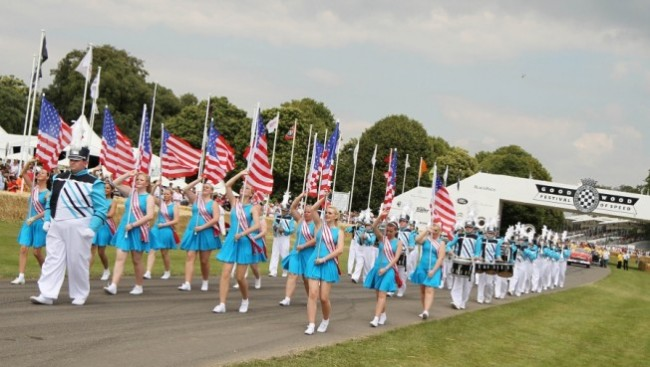 American Marching Show Band
