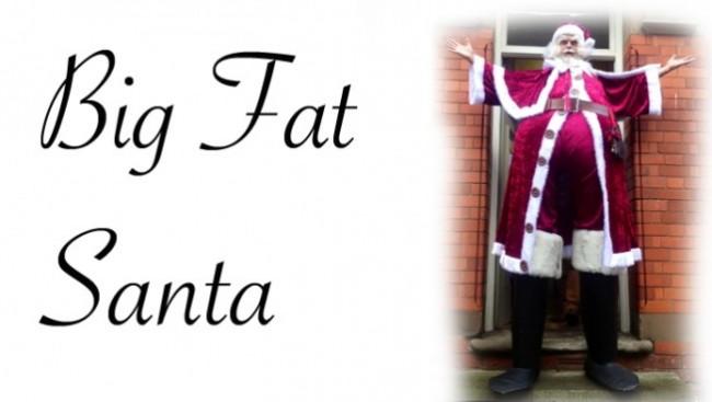Big Fat Santa