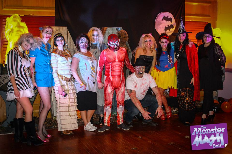 Monster Mash Ball 2014