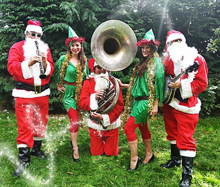 Top 10 Unique Christmas Party Entertainment Ideas