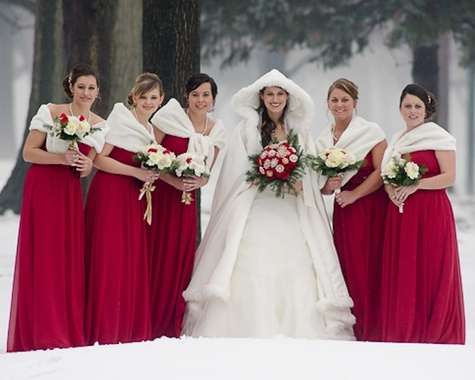 Have Yourself A Merry Little Christmas Wedding