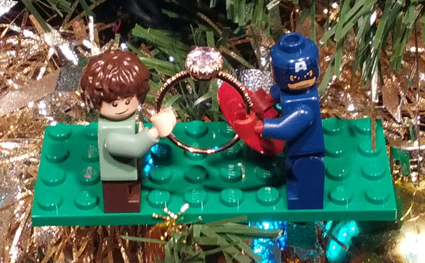 Lego Christmas Tree Proposal