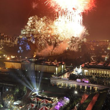 Hogmanay Is On Its Way