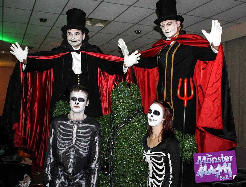 Monster Mash Halloween Ball
