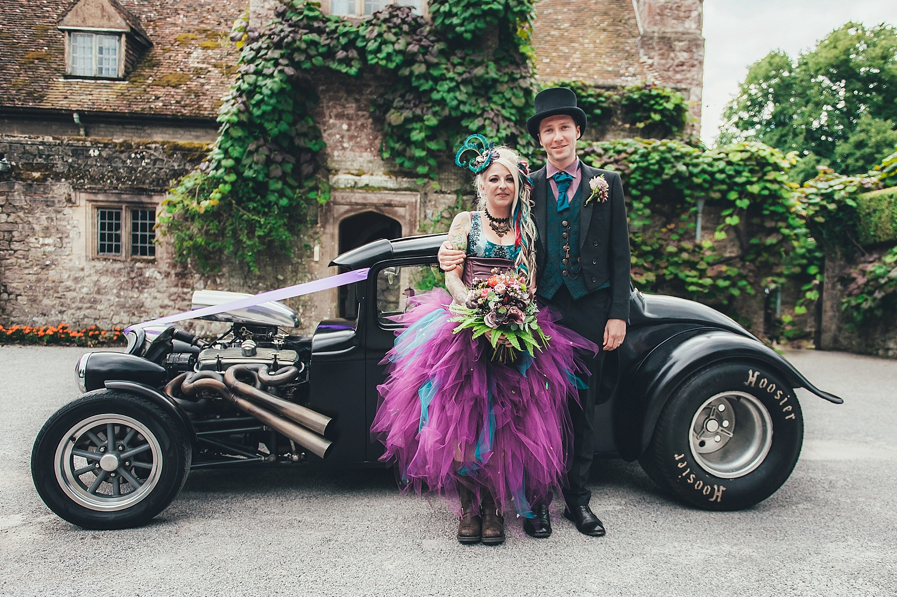 Weird and Whacky wedding entertainment theme ideas