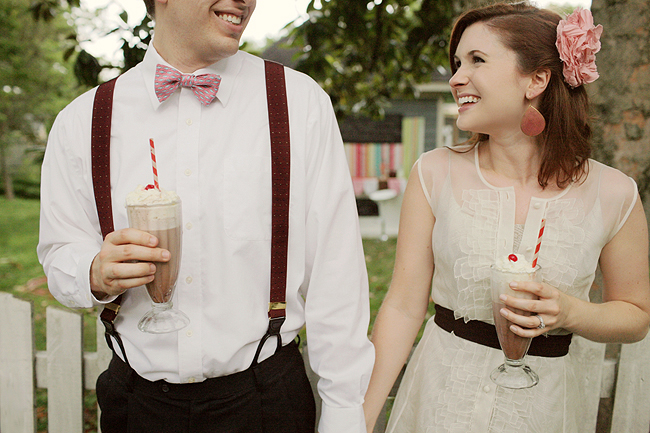 Retro Wedding Entertainment ideas
