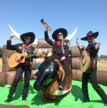 Burrito Boys Mariachi band