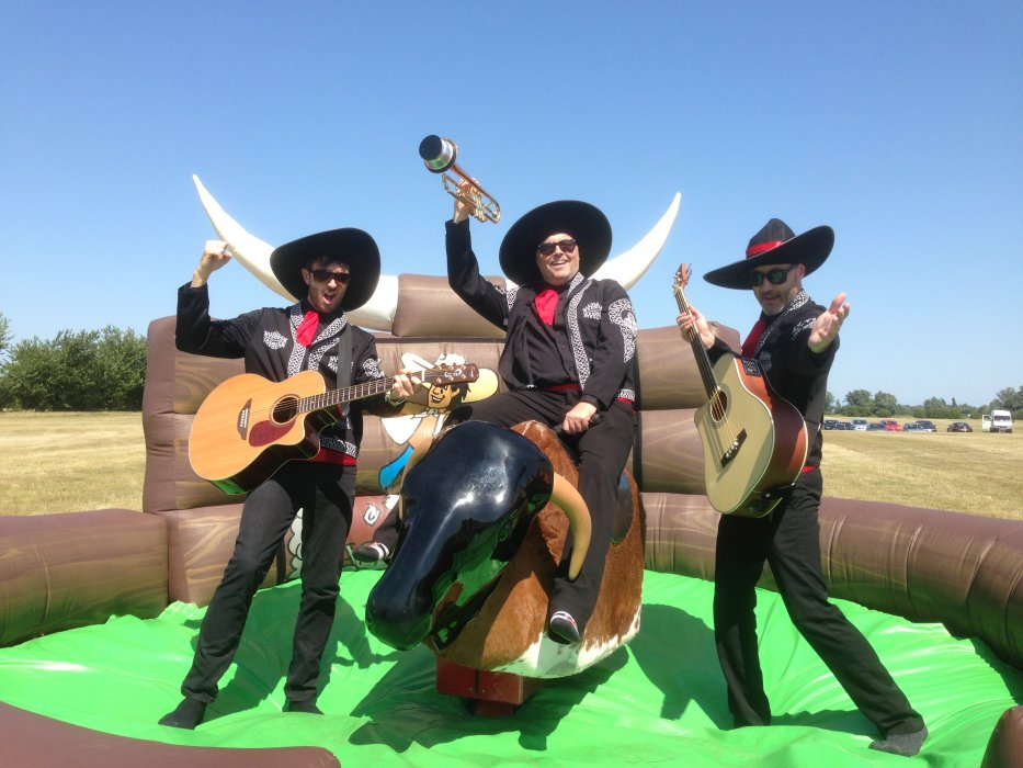 Burrito Boys Mariachi band