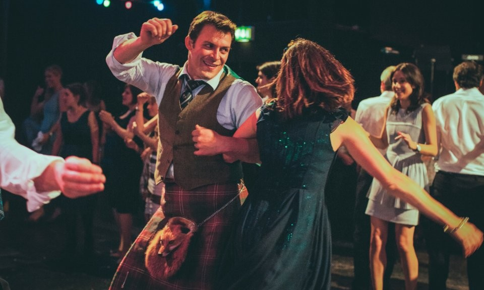 Ceilidh band for weddings, parties and corporate events