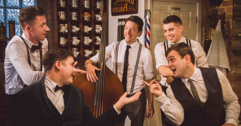 Jumping 5 vintage jazz band