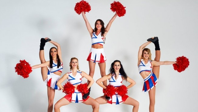 cheerleaders for best man speech