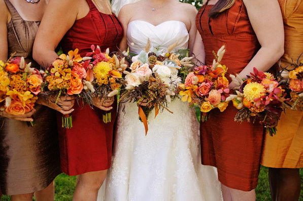 Autumn Wedding Theme