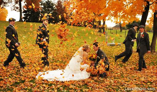Autumn Theme Wedding Entertainment Ideas