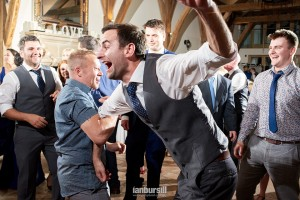 Dancing Groom
