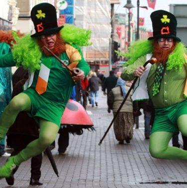 St Patrick's Day Entertainment