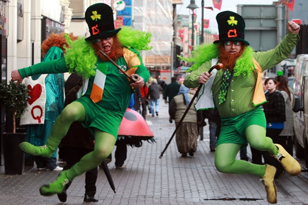 St Patrick's Day Entertainment
