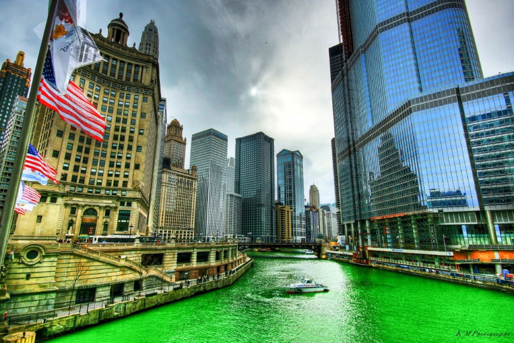 Chicago Green River