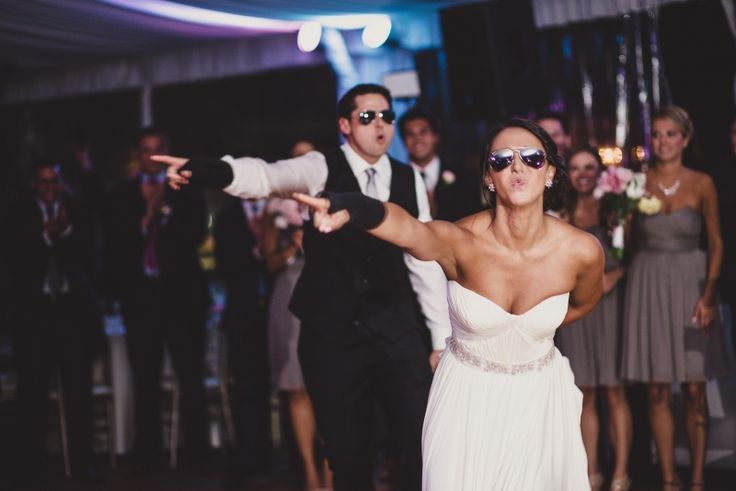 Funny First Dance