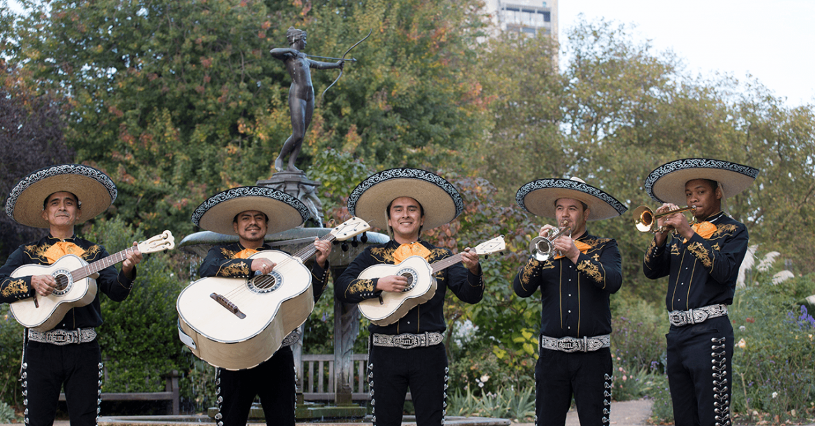 london mariachi band for hire