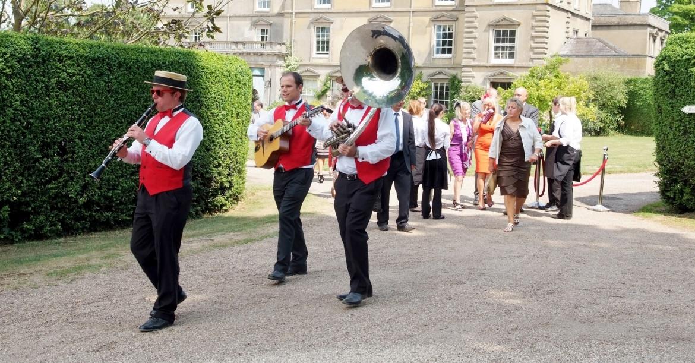 Strolling Jazz Band