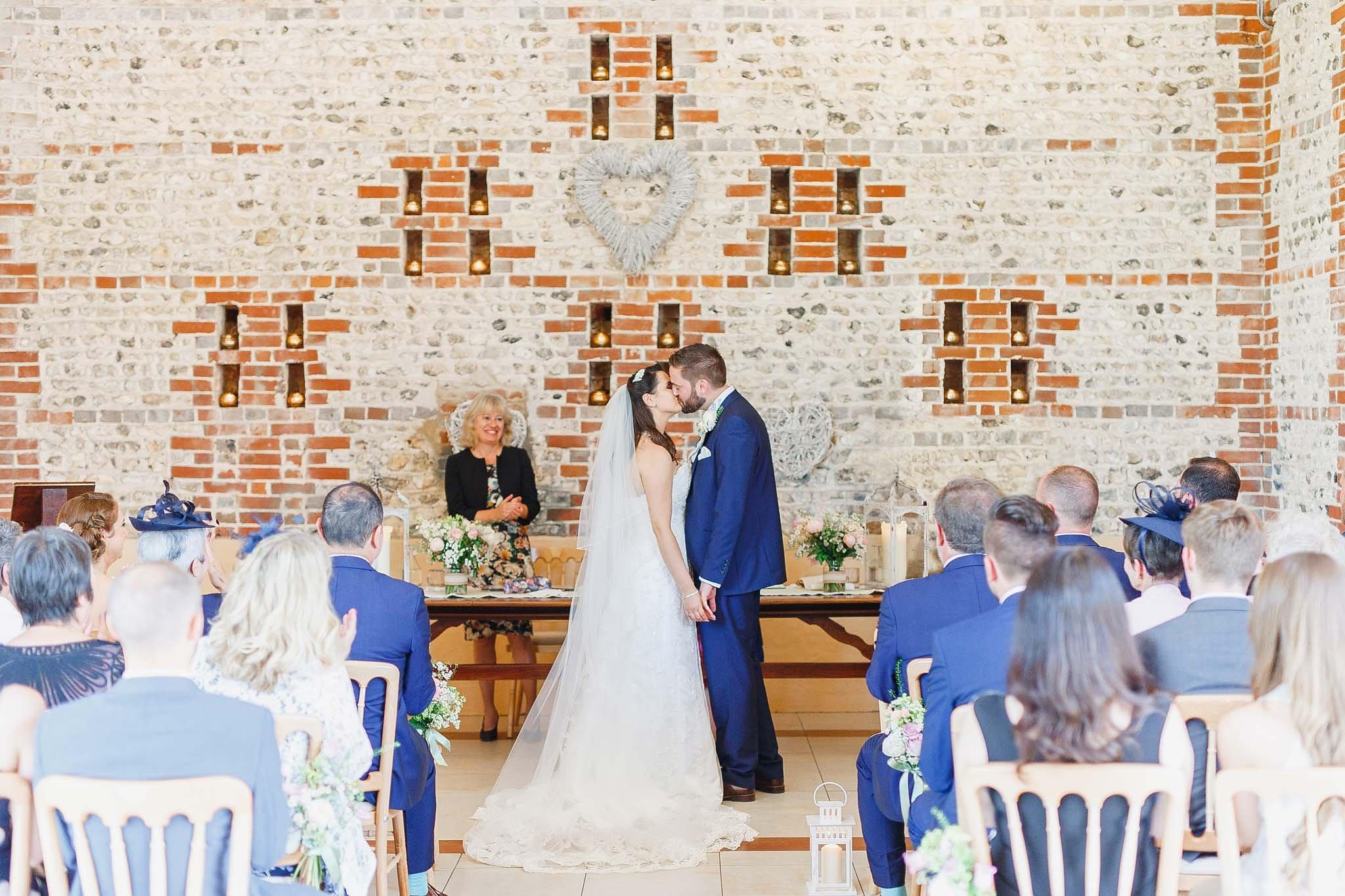 Real Wedding Ceremony