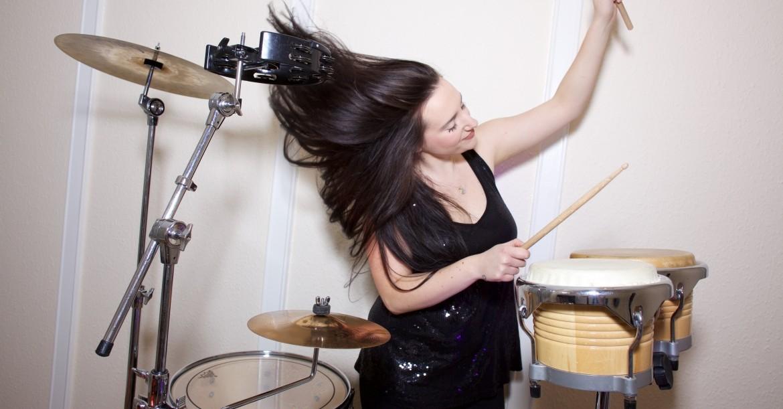 London percussionist