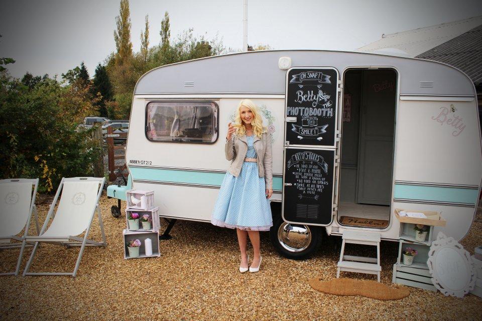 Vintage Caravan Booth1