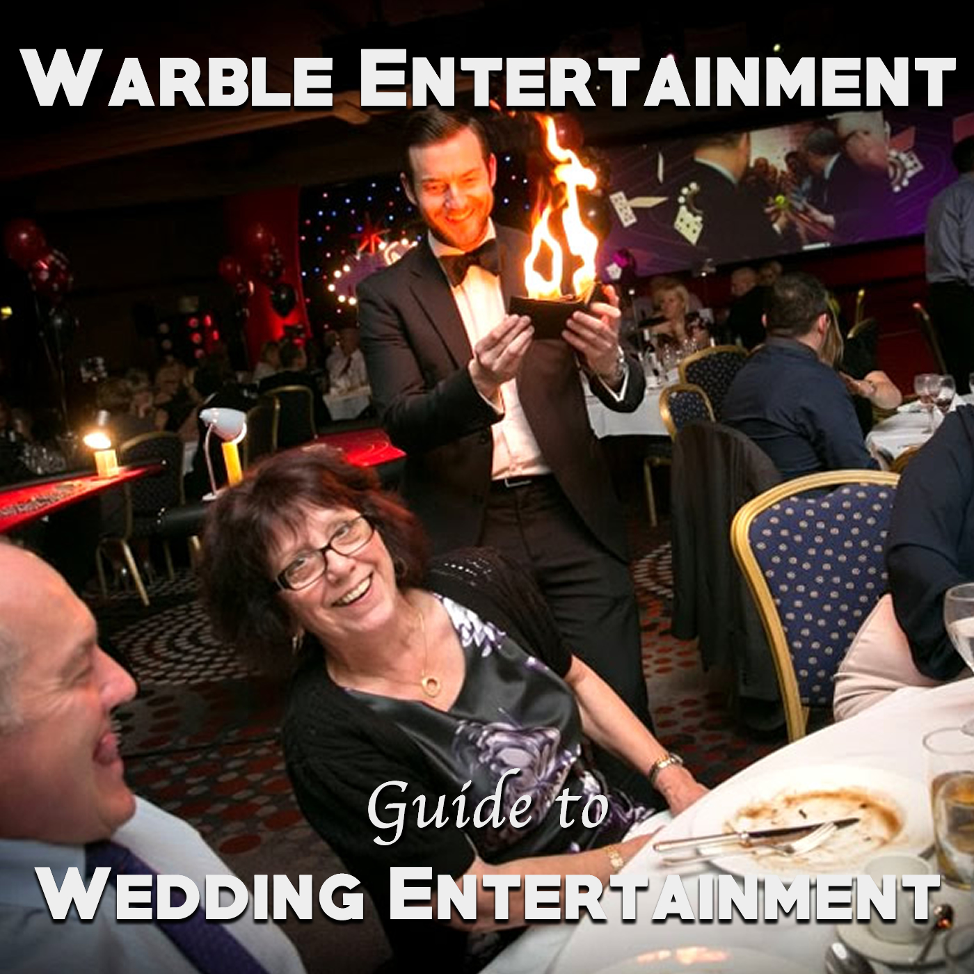 entertainment-for-your-wedding-breakfast