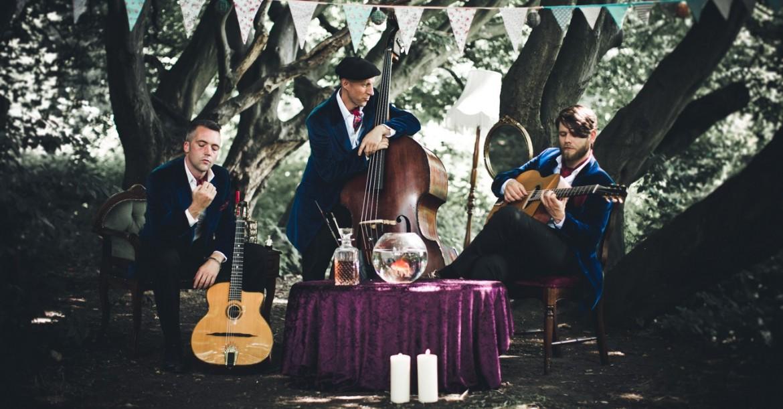 Gypsy St Germain Folk Band